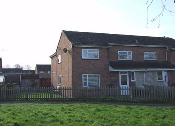 Thumbnail 4 bed end terrace house for sale in Trenchard Way, Bowerhill, Melksham