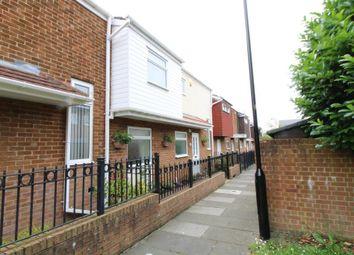 Thumbnail 3 bed terraced house for sale in Hareydene, Newbiggin Hall, Westerhope, Newcastle Upon Tyne