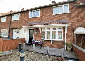 Thumbnail 3 bed terraced house for sale in Hawthorn Walk, Eastfield, Scarborough, North Yorkshire
