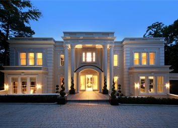 Thumbnail 5 bed detached house for sale in Rodona Road, St George's Hill, Weybridge, Surrey