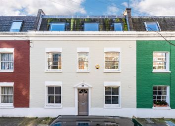 Thumbnail 4 bedroom terraced house for sale in Wandon Road, Parsons Green, Fulham, London