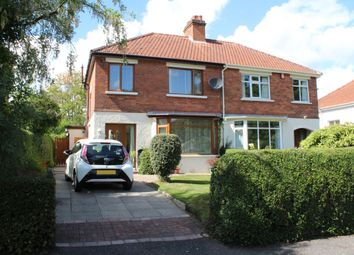 Thumbnail 3 bed semi-detached house for sale in Kensington Road, Gilnahirk, Belfast