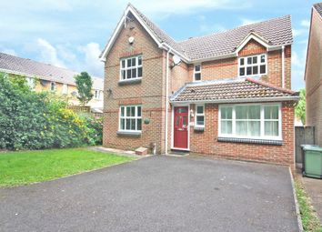 Thumbnail 4 bed detached house to rent in Lovage Road, Whiteley, Fareham