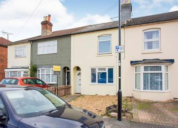 Woolston, Southampton, Hampshire SO19. 2 bed terraced house for sale