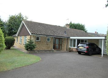 Thumbnail 3 bed detached bungalow for sale in Rushmere Road, Rushmere St. Andrew, Ipswich