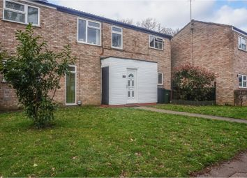 Thumbnail 3 bedroom end terrace house for sale in Benland, Peterborough