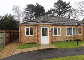 Thumbnail 2 bed bungalow for sale in Swallow Gardens, Doddington Road, Lincoln