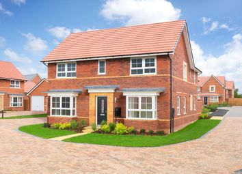 """Thumbnail 4 bed detached house for sale in """"Alnmouth"""" at Livingstone Road, Corby"""