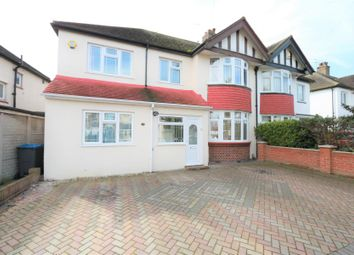 Thumbnail 5 bed property to rent in Ruston Avenue, Berrylands, Surbiton
