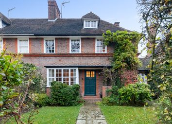 Thumbnail 4 bed semi-detached house for sale in Corringham Road, Hampstead Garden Suburb