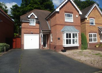 Thumbnail 3 bedroom detached house for sale in Kinloch Drive, Earls Keep, Dudley