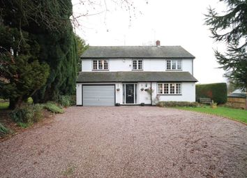 Thumbnail 4 bed detached house for sale in Shrewsbury Street, Hodnet, Market Drayton