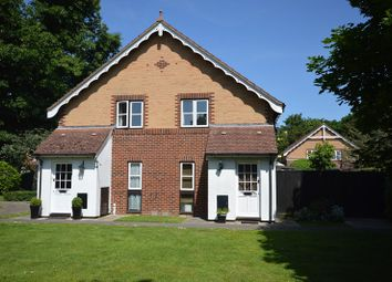 Thumbnail 1 bed semi-detached house for sale in Vicarage Gardens, Hordle, Lymington