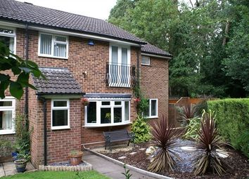 Thumbnail 4 bed end terrace house for sale in Longlands Way, Camberley, Surrey