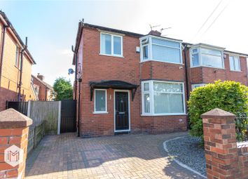 Thumbnail 3 bed semi-detached house for sale in Cawdor Avenue, Farnworth, Bolton