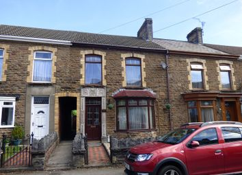 Thumbnail 3 bed terraced house for sale in Old Road, Skewen, Neath .