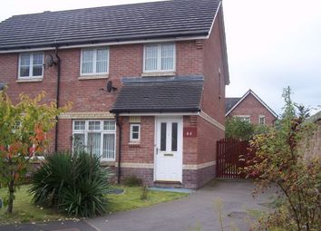 Thumbnail 3 bed semi-detached house to rent in Cathedral Way, Baglan, Port Talbot