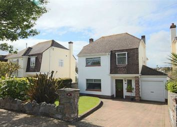 Thumbnail 4 bedroom detached house for sale in Langley Avenue, Brixham