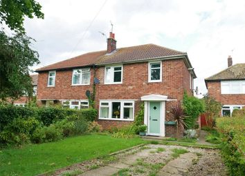 Thumbnail 3 bed semi-detached house for sale in Maple Avenue, Bishopthorpe, York