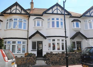 Thumbnail 3 bed terraced house for sale in Dawlish Drive, Leigh On Sea, Essex