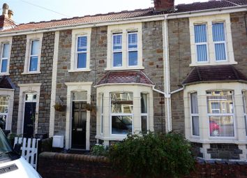 Thumbnail 2 bed terraced house for sale in Pendennis Park, Brislington, Bristol