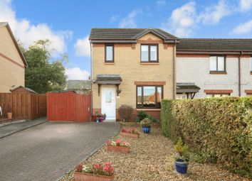 Thumbnail 3 bed end terrace house for sale in Carnbee Crescent, Edinburgh