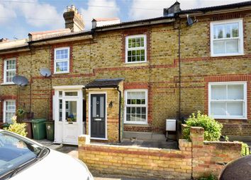 Thumbnail 2 bed terraced house for sale in Downs Road, Sutton, Surrey