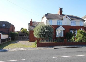 Thumbnail 4 bed semi-detached house to rent in Liverpool Old Road, Much Hoole, Preston