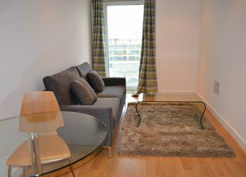 Thumbnail 1 bed flat to rent in Residence Tower, Woodberry Park, London