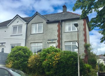 Thumbnail 3 bed semi-detached house for sale in Chestnut Drive, Parkhall, Cydebank, West Dunbartonshire