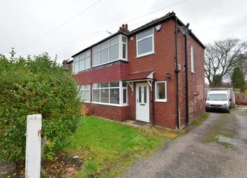 Thumbnail 3 bed semi-detached house for sale in Beverley Road, Offerton, Stockport