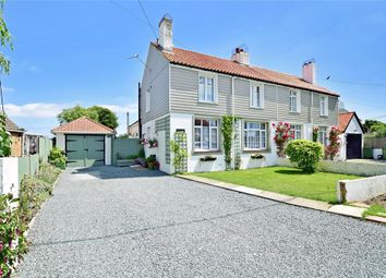 Thumbnail 3 bed semi-detached house for sale in Lower Sands, Dymchurch, Kent