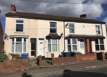 Thumbnail 2 bed terraced house to rent in St. Johns Road, Ipswich