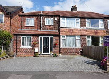 Thumbnail 4 bed semi-detached house for sale in Granville Road, Wilmslow