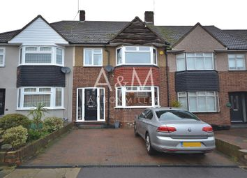Thumbnail 3 bed terraced house for sale in Laurel Close, Ilford