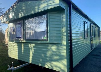 Thumbnail 2 bed mobile/park home for sale in Solway Holiday Village, Silloth