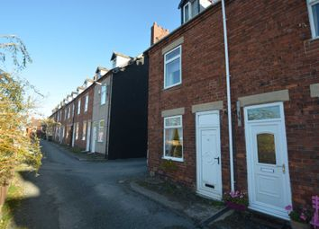 Thumbnail 2 bed terraced house for sale in Parkway, Whitwell, Worksop