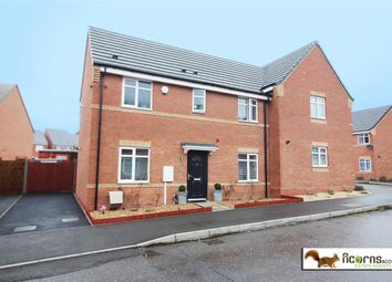 Thumbnail 3 bedroom semi-detached house for sale in Northumberland Way, Walsall