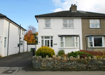 Thumbnail 3 bed semi-detached house for sale in Limepots Road, Keswick