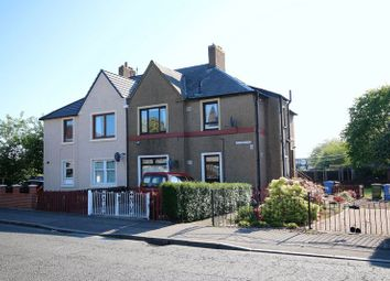 Thumbnail 2 bed flat for sale in Newhouse Road, Grangemouth