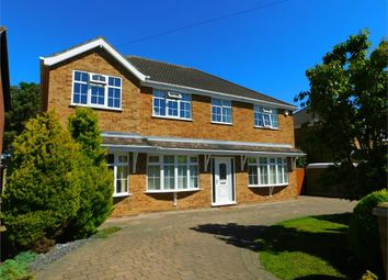 Thumbnail 5 bed detached house for sale in Dunbar Avenue, New Waltham, Grimsby, Lincolnshire