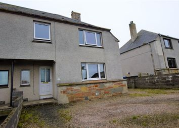 Thumbnail 3 bed semi-detached house for sale in 18 Weir Crescent, Milton, Wick