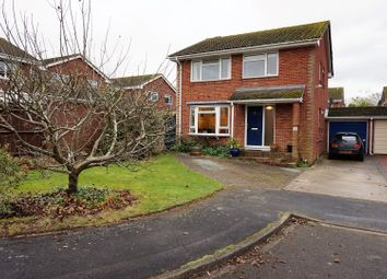 Thumbnail 4 bed detached house for sale in Winsford Close, Eastleigh