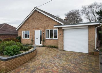 Thumbnail 4 bed detached house for sale in Ruskin Road, New Costessey, Norwich