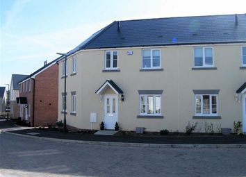 Thumbnail 3 bedroom semi-detached house for sale in Poppy Field, Broadwell, Coleford