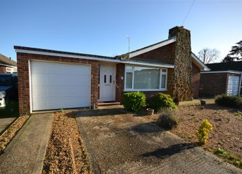Thumbnail 3 bed detached bungalow for sale in Bewick Close, Snettisham, King's Lynn