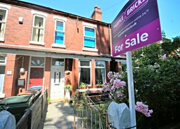 Thumbnail 3 bed terraced house for sale in Ash Grove, Heaton Chapel