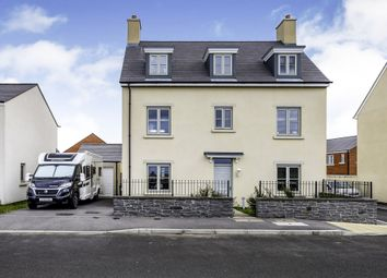 Thumbnail 5 bed detached house for sale in Heathland Way, Llandarcy, Neath