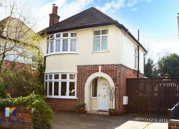 Thumbnail 4 bed detached house for sale in Ovington Avenue, Boscombe East, Bournemouth