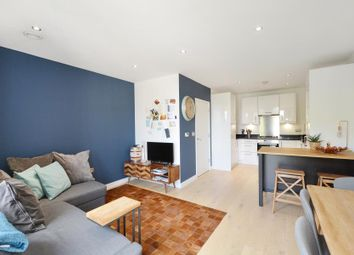 Thumbnail 1 bed flat for sale in Wharf Lane, London